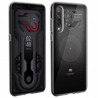 Coque Xiaomi Mi 9 Ultra Slim Transparent Akashi