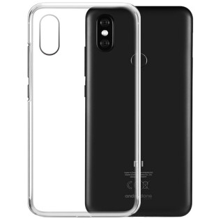 Coque Xiaomi Mi A2 Ultra Slim Transparent Akashi