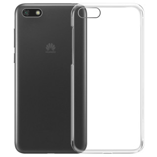 Coque Huawei Y5 (2018) Anti Scratch Transparent Akashi