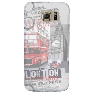 Coque Samsung Galaxy S6 London Akashi