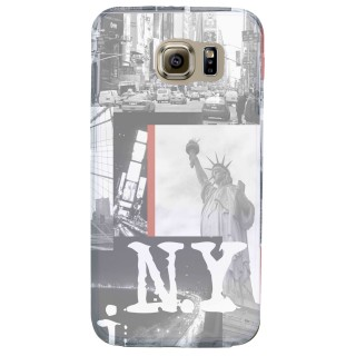 Coque Samsung Galaxy S6 New York Akashi