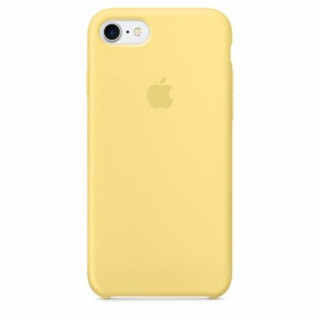 Coque iPhone 7/8 Silicone Apple Pollen