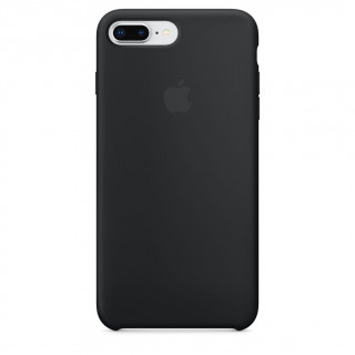 Coque iPhone 7 Plus/8 Plus Silicone Apple Noir