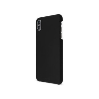 Coque iPhone XS Max Artwizz Rubber Clip Noir