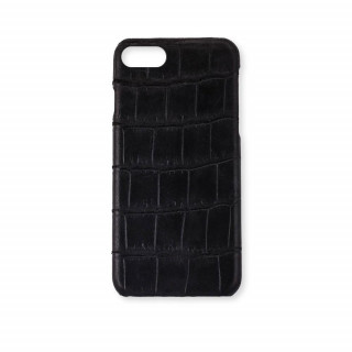 Coque Alligator Véritable iPhone 7/8 Noir