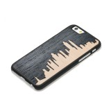 Coque Bois iPhone 6/6s Carved New York Skyline