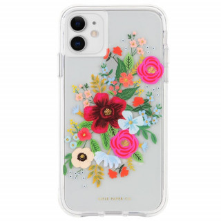 Coque Apple iPhone 11 Case Mate Rifle Paper Wild Rose