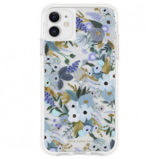 Coque Apple iPhone 11 Case Mate Rifle Paper Garden Party