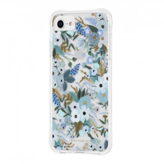 Coque Apple iPhone SE (2020) Case Mate Rifle Paper Garden Party Blue