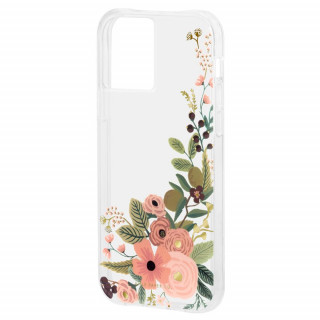 Coque Apple iPhone 12/12 Pro Case Mate Rifle Paper Garden Party Rose