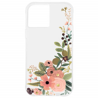 Coque Apple iPhone 12 Mini Case Mate Rifle Paper Floral Vines