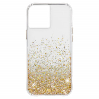 Coque Apple iPhone 12 Mini Case Mate Twinkle Ombré Gold