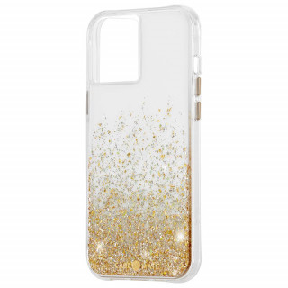 Coque Apple iPhone 12/12 Pro Case Mate Twinkle Ombré Gold