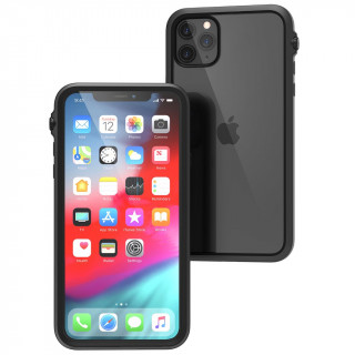 Coque Renforcée iPhone 11 Pro Max Catalyst Impact Protection Noir