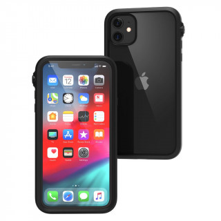 Coque Renforcée iPhone 11 Catalyst Impact Protection Noir
