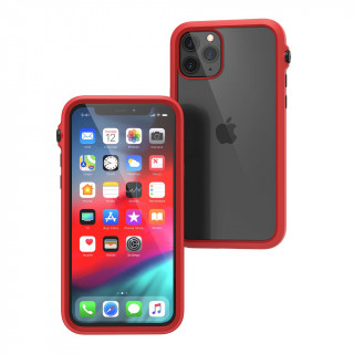 Coque Renforcée iPhone 11 Pro Catalyst Impact Protection Rouge