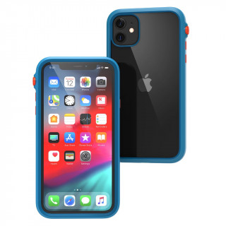 Coque Renforcée iPhone 11 Catalyst Impact Protection Bleu