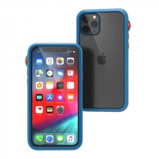 Coque Renforcée iPhone 11 Pro Catalyst Impact Protection Bleu