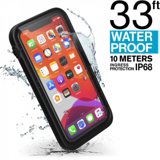 Coque 100% Etanche iPhone 11 Pro Catalyst Noir