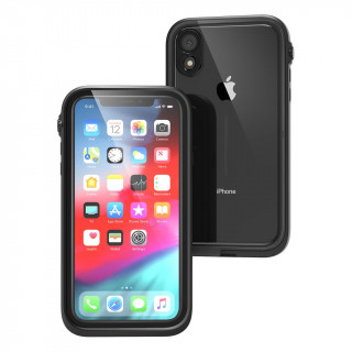 Coque 100% Etanche iPhone XR Catalyst Noir