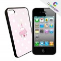 "Coque iPhone 4 / 4S Coovz ""Cupcake2"""