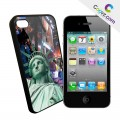 "Coque iPhone 4 / 4S Coovz ""New-York-By-Night"""