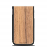 Coque Bois Naturel iPhone XS/X Noyer