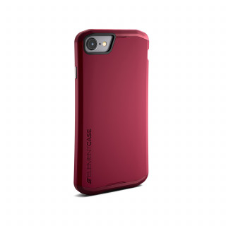 Coque Apple iPhone 7/8 Aura ElementCase Bordeaux