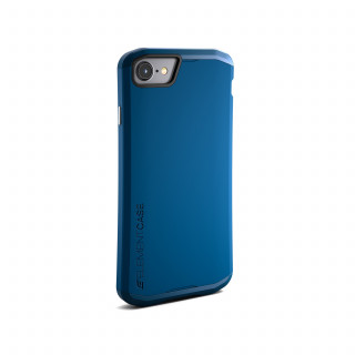 Coque Apple iPhone 7/8 Aura ElementCase Bleu