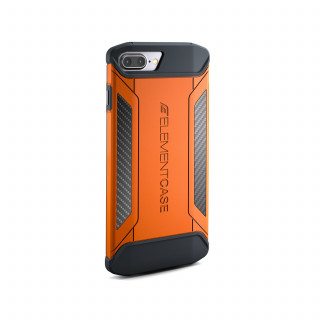 Coque Apple iPhone 7 Plus/8 Plus CFX ElementCase Orange