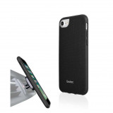 Coque iPhone 6/6s/7/8 Evutec Aergo Ballistic & Support Aimanté Nylon Noir