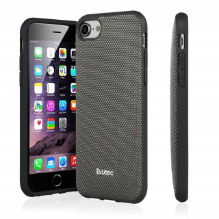 Coque iPhone 7 Evutec Aergo Nylon Balistique Gris