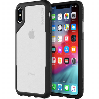 Coque Apple iPhone XS Max Survivor Endurance Griffin Noir