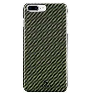 Coque iPhone 7 Plus/8 Plus Kevlar Hadoro Vert