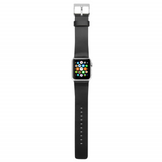 Bracelet Apple Watch 1&2 38mm Incase Cuir Noir