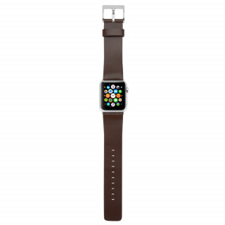 Bracelet Apple Watch 1&2 38mm Incase Cuir Marron