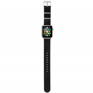 Bracelet Nato Apple Watch 38mm Incase Nylon Noir