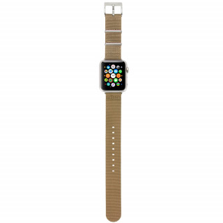 Bracelet Nato Apple Watch 38mm Incase Nylon Bronze