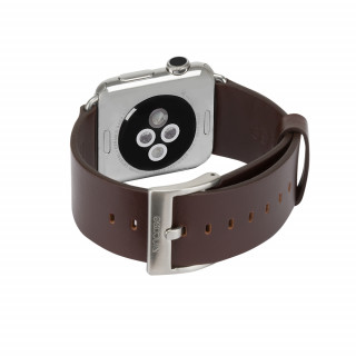 Bracelet Apple Watch 1&2 42mm Incase Cuir Marron