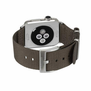 Bracelet Nato Apple Watch 42mm Incase Nylon Anthracite
