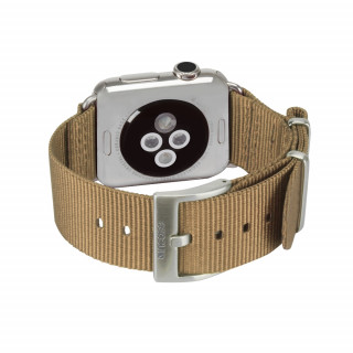 Bracelet Nato Apple Watch 42mm Incase Nylon Bronze