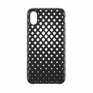 Coque iPhone XS/X Incase Lite Case Noir