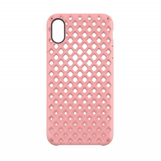 Coque iPhone XS/X Incase Lite Case Rose