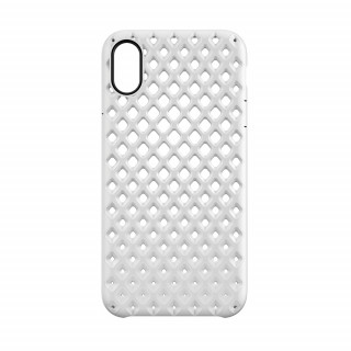 Coque iPhone XS/X Incase Lite Case Blanc