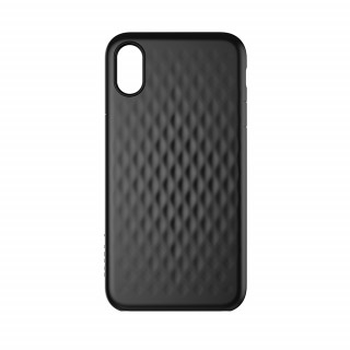 Coque iPhone X Incase Facet Case Noir