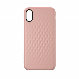 Coque iPhone X Incase Facet Case Rose