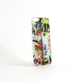 Coque Apple iPhone 6 Plus/6s Plus itCase Street Art IN