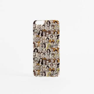 Coque Apple iPhone 6/6s itCase People Faces