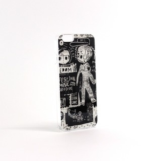 Coque Apple iPhone 6 Plus/6s Plus itCase Man Street Art