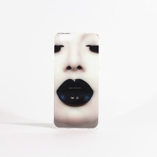 Coque Apple iPhone 6/6s itCase Black Lips